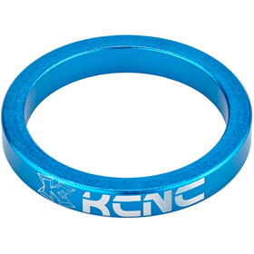 "KCNC Headset Spacer 1 1/8"" 5mm, blue"